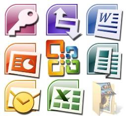 Microsoft Office 2000, 2003, 2007, 2010